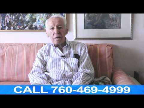In Home Senior Care Palm Springs CA (760) 469-4999 Elderly Home Care