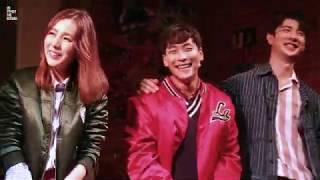[200111] 뮤지컬 6시퇴근 커튼콜 #백기범 Foc…