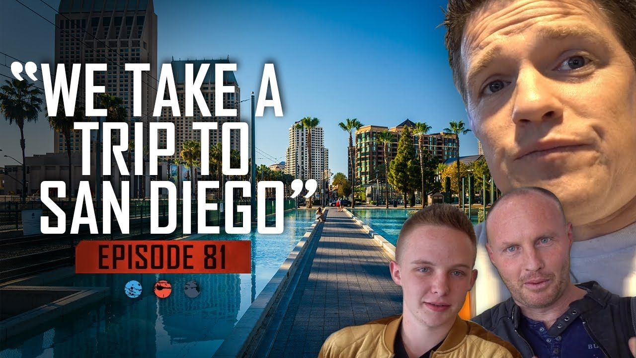 Digital Marketing Master Russell Brunson Heads To San Diego - Funnel Hacker TV Episode 81