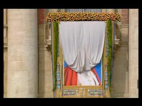 Rito di Beatificazione di Giovanni Paolo II - Roma 1 Maggio 2011 -