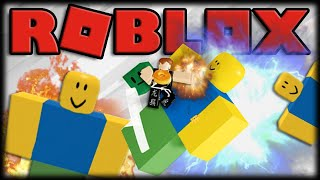 CREATING A TEAM DESTROYER OF NOOBS!! -ROBLOX Noob Simulateur Smacker