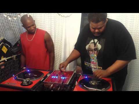 Zulu Tribe Radio DJ Mark Luv & DJ Vicious Lee