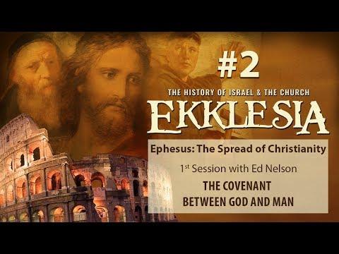#2 Ekklesia - Session 1 Ed Nelson
