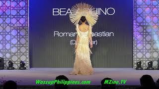 Miss Teen Earth 2014 Gala Night Recycled Materials National Costume Competition Part 4