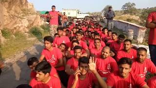 Army Running tips / 35 km / पैदल यात्रा स्वास्थ्य के लिए लाभदायक