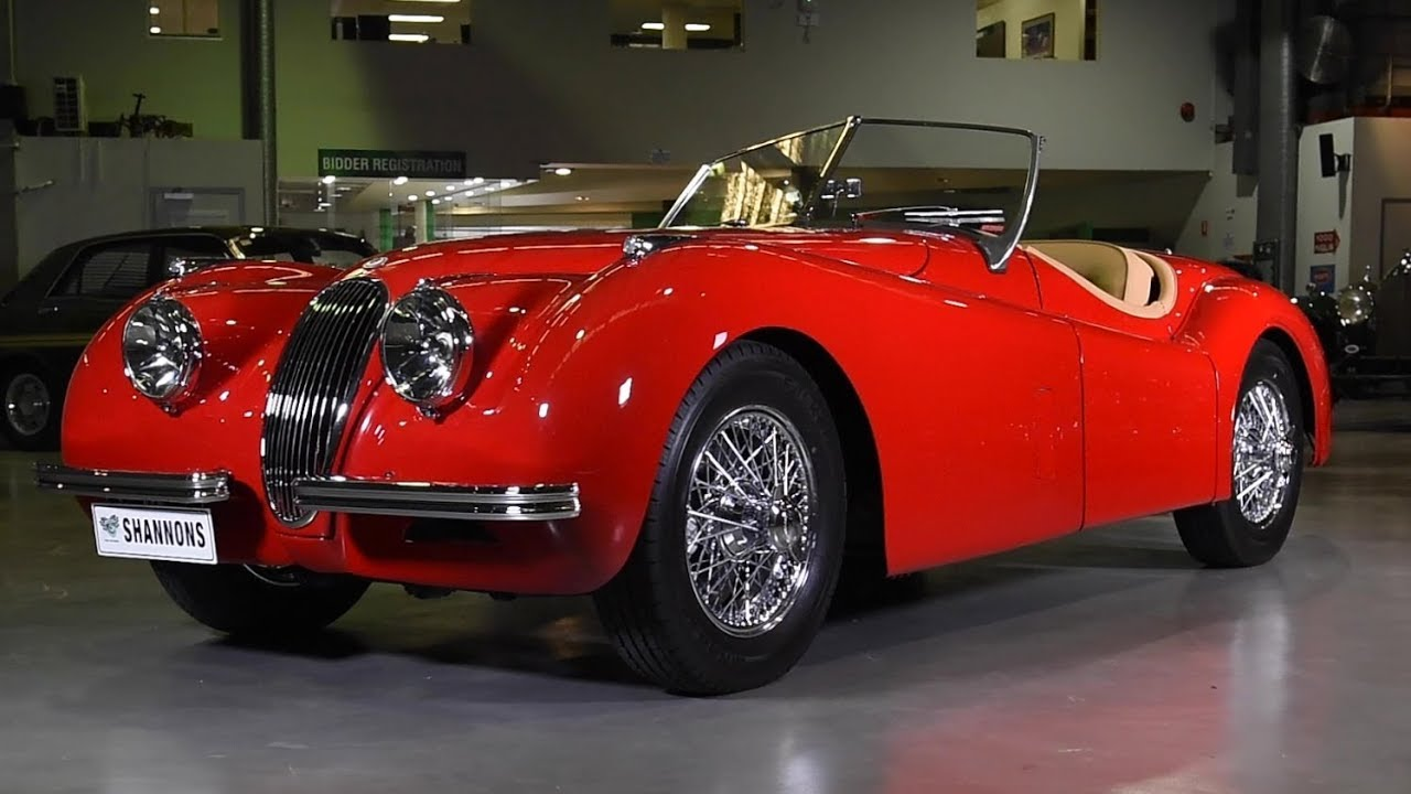1951 Jaguar XK120 Roadster - 2018 Shannons Sydney Spring Classic Auction