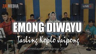 TARLING TENGDUNG KOPLO JAIPONG EMONG DIWAYU (COVER) Zaimedia Production Group Feat Mbok Cayi