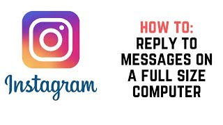 Reply to Instagram Direct Messages on Desktop!