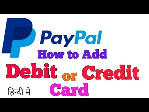 How to pay through paypal with credit card