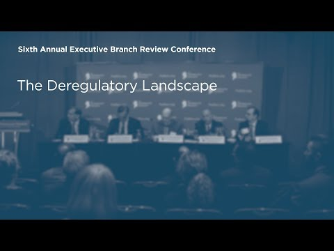 The Deregulatory Landscape [EBR6]