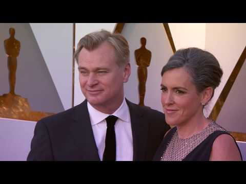 Oscars 2018 Arrivals: Christopher Nolan