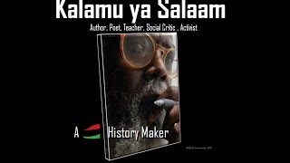 RBG| Kalamu ya Salaam, UNFINISHED BLUES