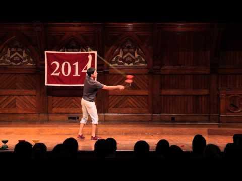 2014 Senior Talent Show: Chinese Yo-Yo