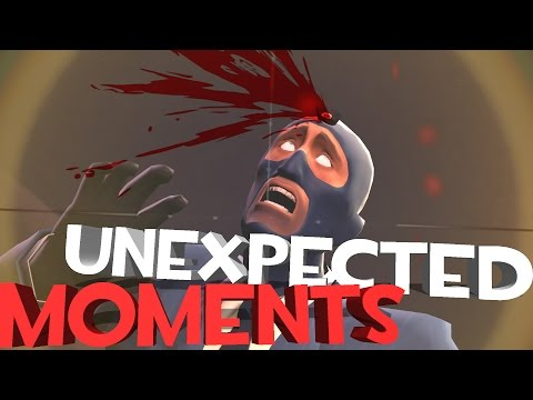 Unexpected Moments [4K SFM]