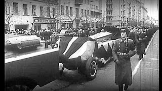 Святой День в истории страны. Прощание с неизвестным солдатом войны. Москва, 1966, СССР, кинохроника