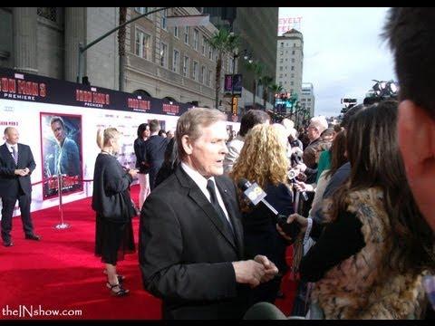 """IN"" terview with... William Sadler, President Ellis in Iron Man 3"