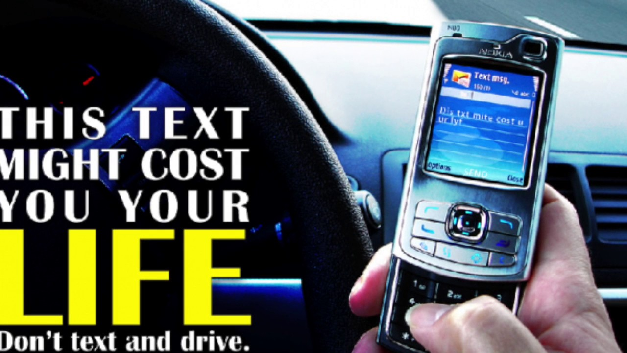 """texting should be banned in all Which sentence from the source best supports the reason texting should be banned because it impairs drivers"""" - 3838372."""