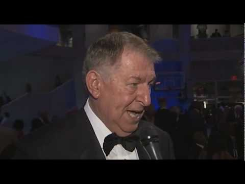 """The Basketball Hall of Fame Center Court Dedication of the """"Jerry Colangelo Court of Dreams"""""""