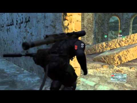 Metal Gear Solid 5 Phantom Pain - How to get an Amnesia Specialist  