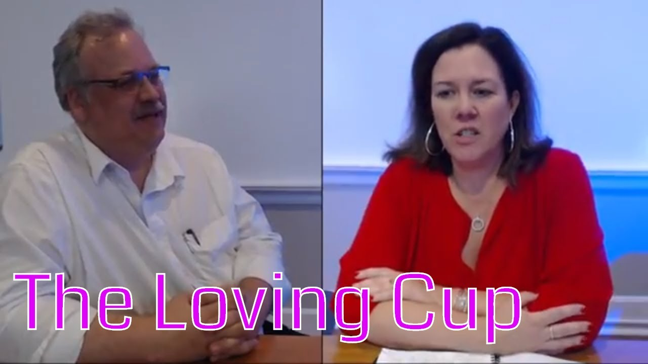 Susie Cornett & Eric Jansen on community .::. The Loving Cup 4/13/18