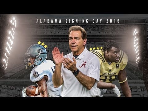 Does the 2016 recruiting class have the talent to help the Tide repeat?