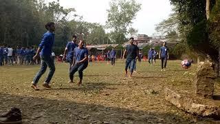 wub football part 2 || new bangla funny games 2018  || bangla lionel messi groups