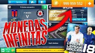 HACK DE MONEDAS PARA DREAM LEAGUE SOCCER 18!! | Instalación y Descarga