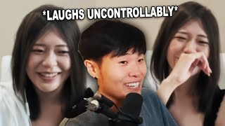 Toast Makes Miyoung LAUGH UNCONTROLLABLY