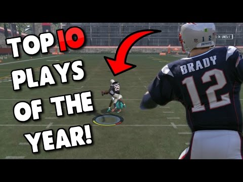 PUT HIM ON TOP 10 PLAYS OF THE YEAR!! Crazy Madden 17 Gauntlet