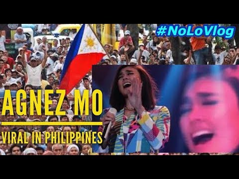 AGNEZ MO VIRAL IN THE PHILIPPINES | AT OFFICES & MALL | NoLo Vlog