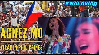 Video AGNEZ MO VIRAL IN THE PHILIPPINES   AT OFFICES & MALL   NoLo Vlog download MP3, 3GP, MP4, WEBM, AVI, FLV Januari 2018