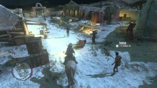 Red Dead Redemption Free Roam with Friends