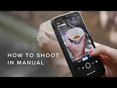 Natalie Shows You How To Control Your Phone's Camera Like A DSLR | Manual Mode On Your Phone