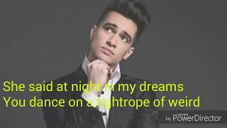 Finish the lyrics - Panic! At the disco