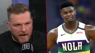 Is Zion The Next NBA Super Star?