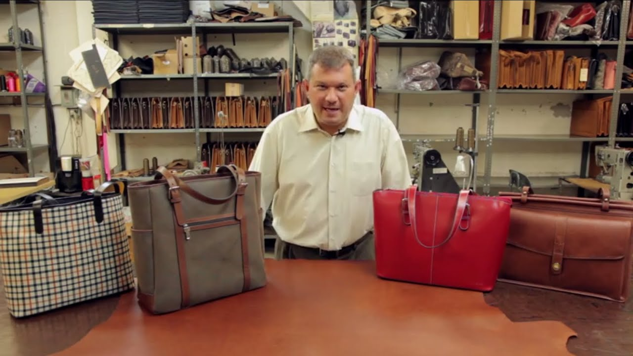 How to Choose the Right Leather Tote Bag for Your Needs ...
