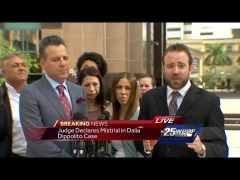 Dippolito attorney gets emotional after mistrial