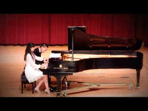 """A Kiss?!"" / MOZART / Cosi / Jingci Liu& Wenting Yu"