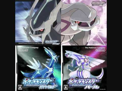 Opening Selection - Pokémon Diamond/Pearl/Platinum