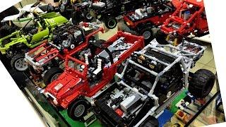 Lego Technic Off-roader Competition in Moscow / Соревнования Лего Техник Внедорожников - Москва 2015(Соревнования прошли 8 ноября 2015 года в рамках фестиваля Megabricks. Было два класса – трофи и корчи/краулеры...., 2015-11-10T16:33:27.000Z)