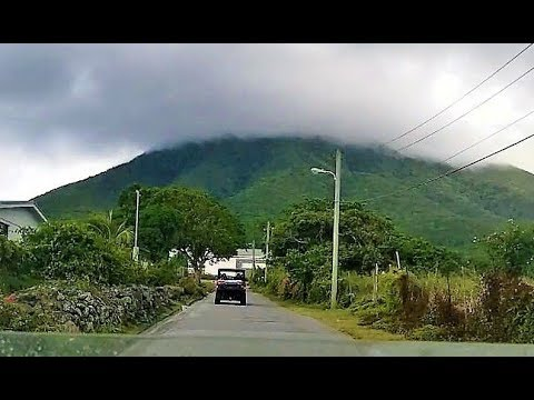 Best of Nevis: A drive around the island with Funky Monkey Tours