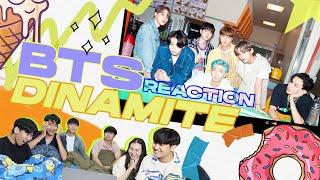 ติ่ง AREA 👀 | [ Reaction ] BTS (방탄소년단) 'Dynamite' Official MV 🍭🍦🕺🏻  | ALWAYG 🤍🤎🖤❤️💜🧡💛💚💙