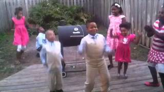"""Harlem Shake (Clean)"" KID VERSION"
