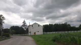 Driving Through: Amish Country In Lancaster, Pa
