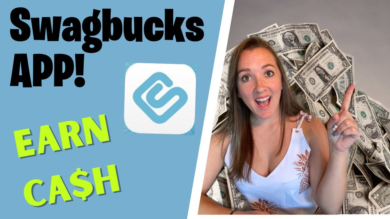 Swagbucks App! I Earn Cash  Back & Make Money!
