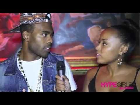 HypeGirls Interview R&B Singer, Mario