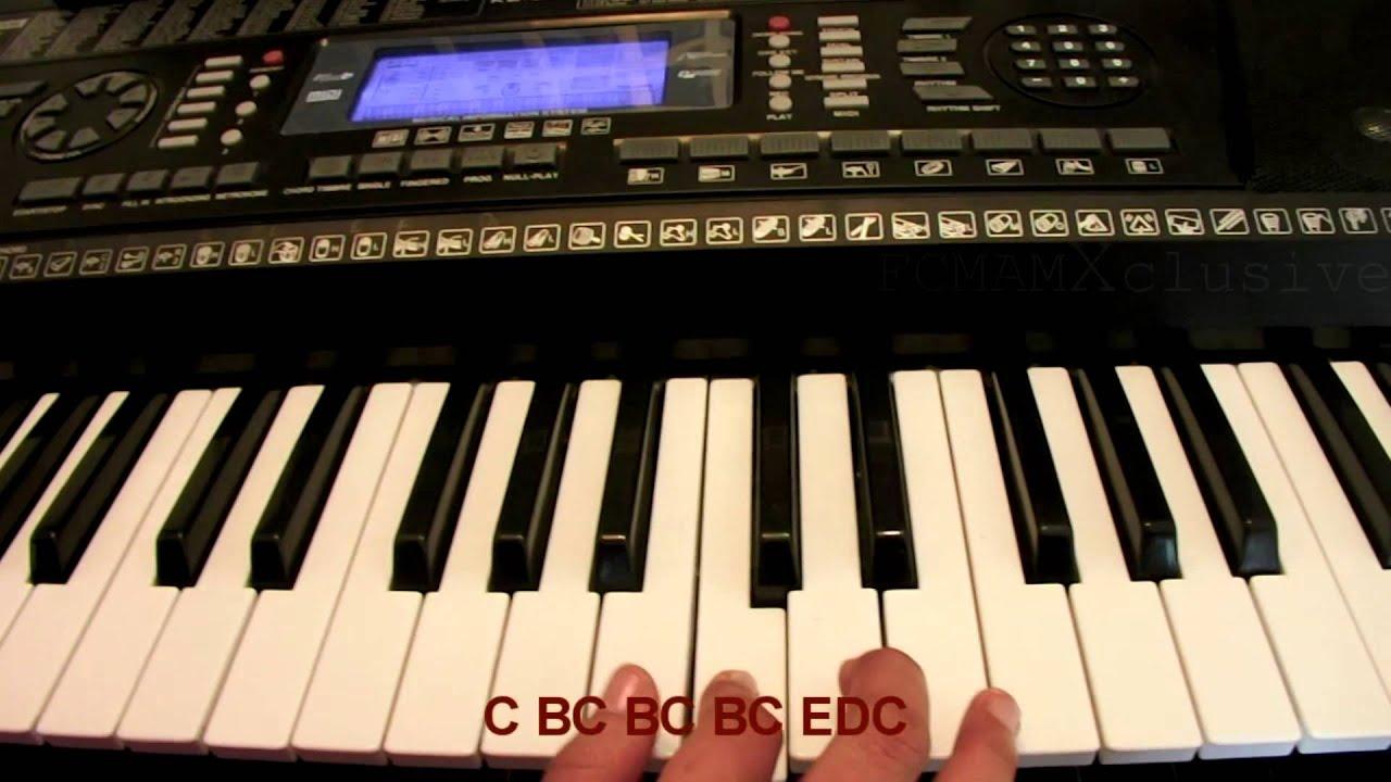 Kal ho naa ho full song easy piano tutorial piano notes youtube hexwebz Images