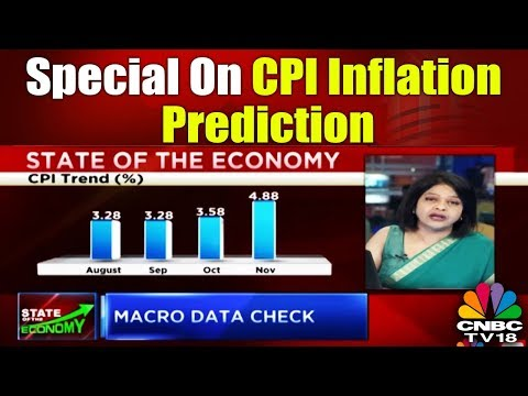 December CPI Inflation at 5.2% vs CNBC-TV18 poll of 5.12% | SPECIAL | CNBC TV18