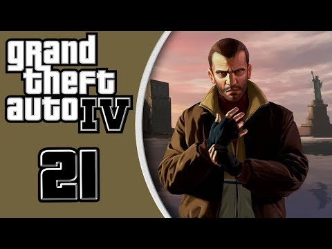 Grand Theft Auto IV Playthrough (2019) Pt21 - The Albanian Job
