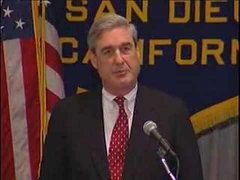 City Club Presents the FBI's Robert Mueller